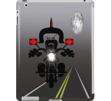 Midnight Rider  iPad Case/Skin