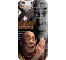 dalai lama iPhone Case/Skin