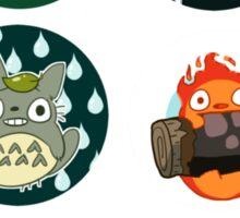 Studio Ghibli 2 Sticker