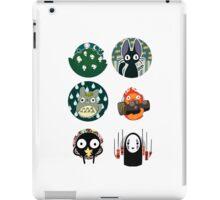 Studio Ghibli 2 iPad Case/Skin