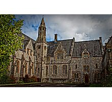 Pantasaph Franciscan Friary Photographic Print