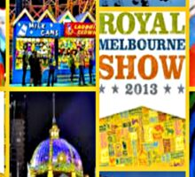 ROYAL MELBOURNE SHOW 2013 Sticker