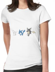 Totochu Womens Fitted T-Shirt