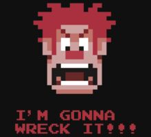 Wreck it Ralph - Im gonna wreck it by innercoma