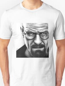 Walter White - Portrait T-Shirt