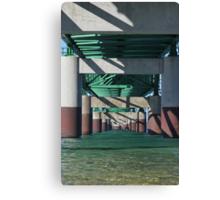 Under the Mac 5 Canvas Print