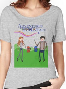 Adventures in Time and Space Women's Relaxed Fit T-Shirt