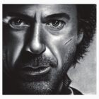 Robert Downy Jr - Sherlock Holmes by HarryJMichael
