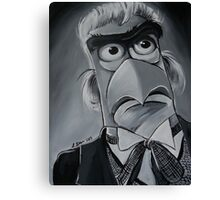 Sam Eagle, First Doctor Canvas Print