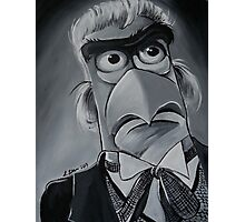 Sam Eagle, First Doctor Photographic Print