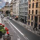 streets of Paris by art1975