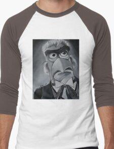 Sam Eagle, First Doctor Men's Baseball ¾ T-Shirt