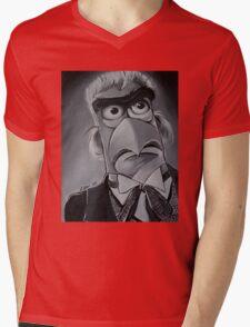 Sam Eagle, First Doctor Mens V-Neck T-Shirt