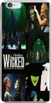 Wicked iPhone Case by juliagreco