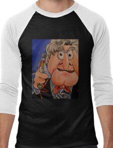 Statler, Third Doctor Men's Baseball ¾ T-Shirt