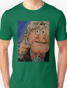 Statler, Third Doctor T-Shirt