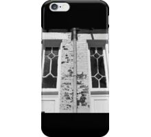 Double Doors iPhone Case/Skin