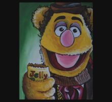 Fozzie, Fourth Doctor One Piece - Long Sleeve
