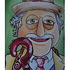 Waldorf, Seventh Doctor by lissyleem