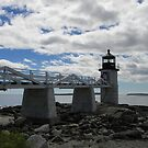 Marshall Point Lighthouse - Port Clyde, Maine by MaryinMaine