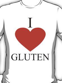 I <3 GLUTEN T-Shirt