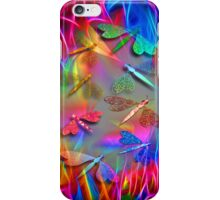 Dragonfly Abstract Fantasy iPhone Case/Skin