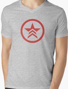Renegade Mens V-Neck T-Shirt