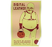 Digital Leather @ House of Loom Poster