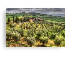 Tuscany, Itlay Canvas Print