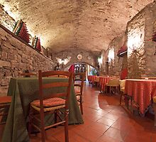 The Cellar Restaurant by Adrian Alford Photography