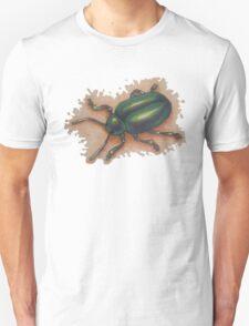 Beetle, Beetle, On the Wall Unisex T-Shirt