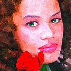 Latin Rose by BrianJoseph