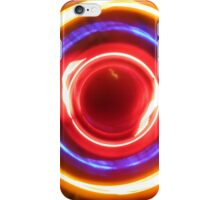 Rainbow rings iPhone Case/Skin