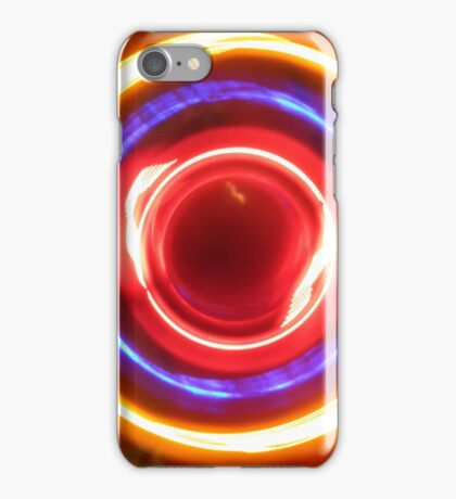 Rainbow rings iPhone Case/Skin