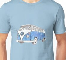 VW Van Split Screen 1966 Unisex T-Shirt