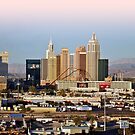 Las Vegas By Day by JaninesWorld
