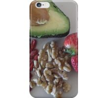 Health kick iPhone Case/Skin