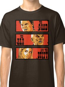 The Good The Bad and The Buffy Classic T-Shirt