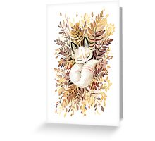 Slumber Greeting Card