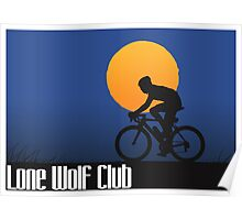 Lone Wolf Club Poster
