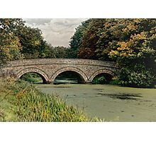 Bridge at Kimberley Photographic Print