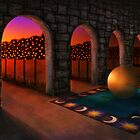 Archway in Silence by RosaCobos
