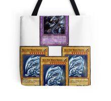 Bue-Eyes Ultimate Dragon Tote Bag
