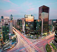 Gangnam Style, Seoul by Belle  Nachmann