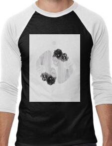 selene and eos Men's Baseball ¾ T-Shirt