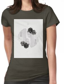 selene and eos Womens Fitted T-Shirt
