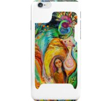 Rebecca watered the camels iPhone Case/Skin