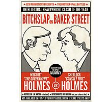 Bitchslap on Baker Street (print or poster) Photographic Print