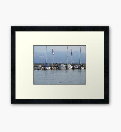 Austria Framed Print