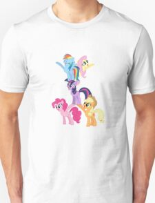 A Pony Pyramid T-Shirt